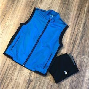 adidas ClimaPROOF Zip Up Vest